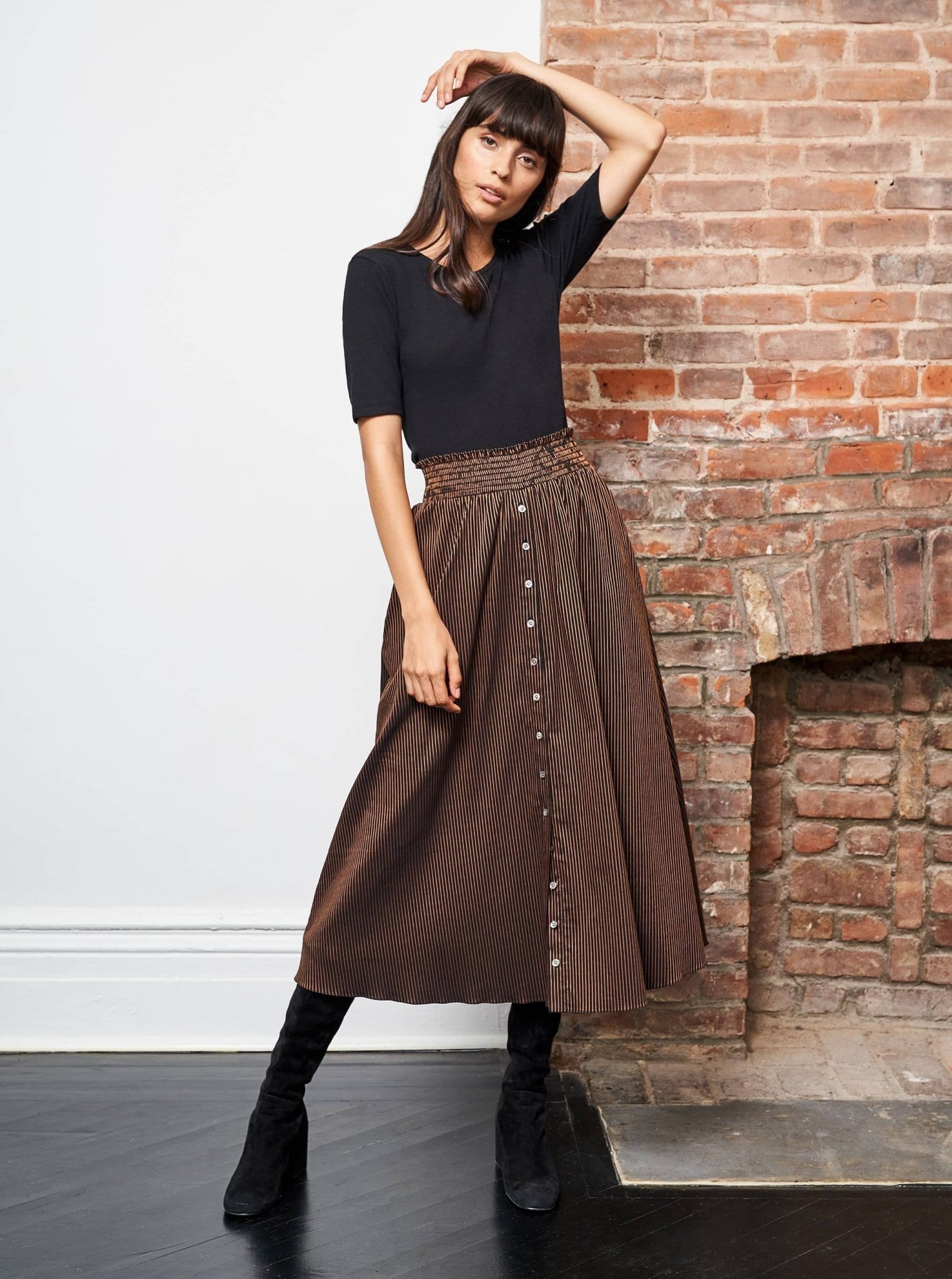 The Meredith Skirt / Neighborhood Goods