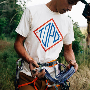 Topo Designs Diamond Tee / Neighborhood Goods