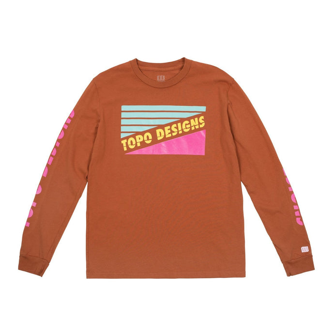 Topo Designs Team Tee L/S / Neighborhood Goods