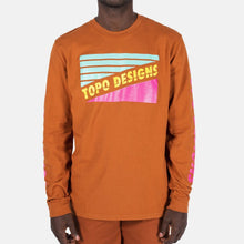Load image into Gallery viewer, Topo Designs Team Tee L/S / Neighborhood Goods