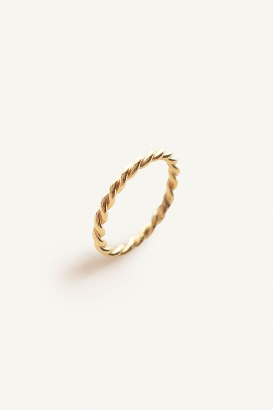 Twist Round Ring II / Neighborhood Goods