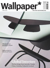 Load image into Gallery viewer, Wallpaper* April 2020 - Global Interiors Issue / Neighborhood Goods