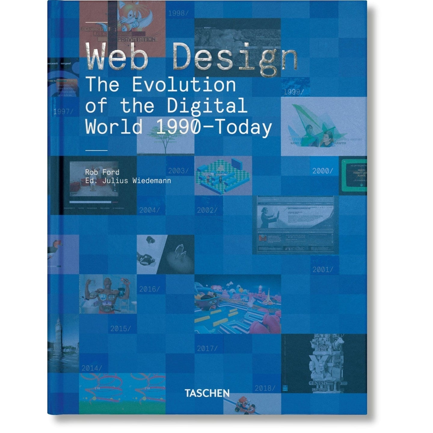 Web Design - The Evolution of the Digital World 1990-Today / Neighborhood Goods