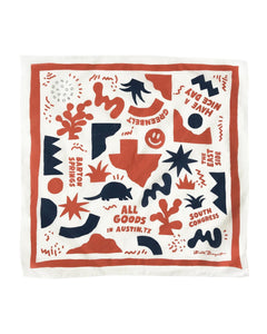 Will Bryant Bandana / Neighborhood Goods