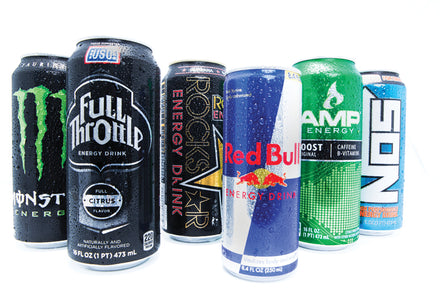 Why are Energy Drinks bad for you?