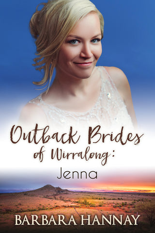 Jenna: Outback Brides of Wirralong