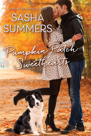 Pumpkin Patch Sweethearts