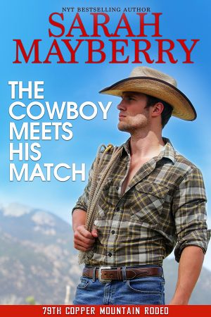 The Cowboy Meets His Match