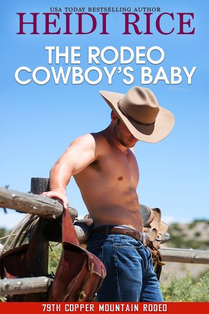 The Rodeo Cowboy's Baby