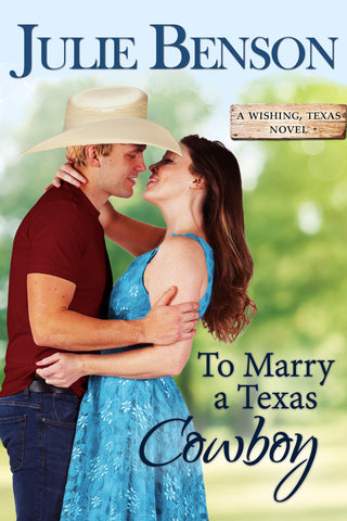 To Marry a Texas Cowboy