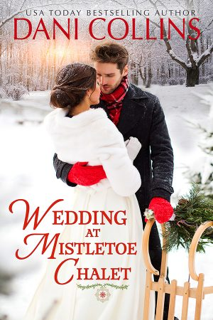 Wedding at the Mistletoe Chalet
