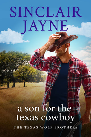 A Son for the Texas Cowboy