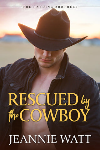 Rescued by the Cowboy