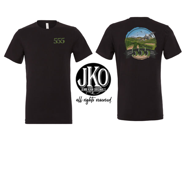 555FS  Triple Nickel Prosecco Road- Kids Tee