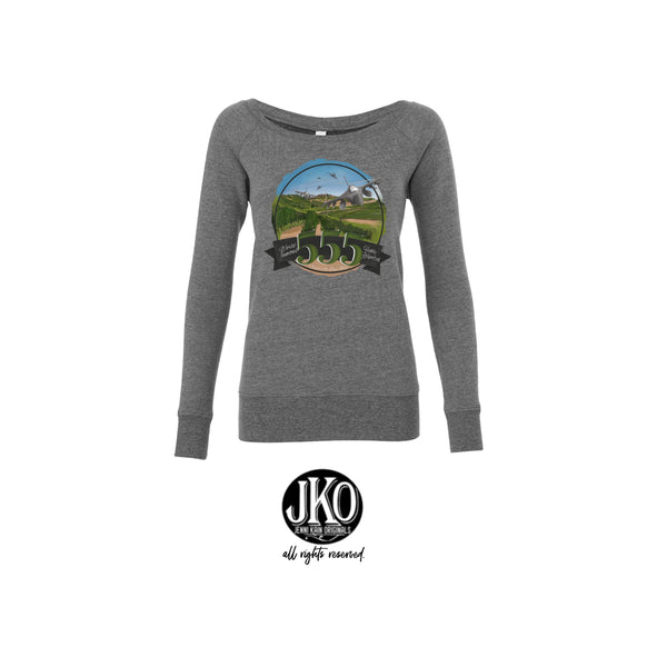 555FS Triple Nickel Prosecco Road Sweatshirt