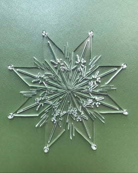 Snowflake Ornament:  MQ-9
