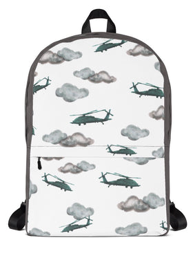HH60 Backpack. Grey