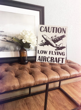 Caution Low Flying Aircraft- MC/HC/KC-130j