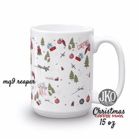 2018 Christmas coffee mug. MQ9