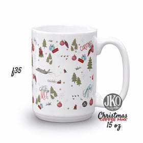2018 Christmas coffee mug. F35