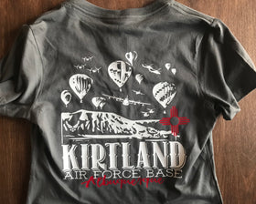 Kirtland Air Force Base Swag