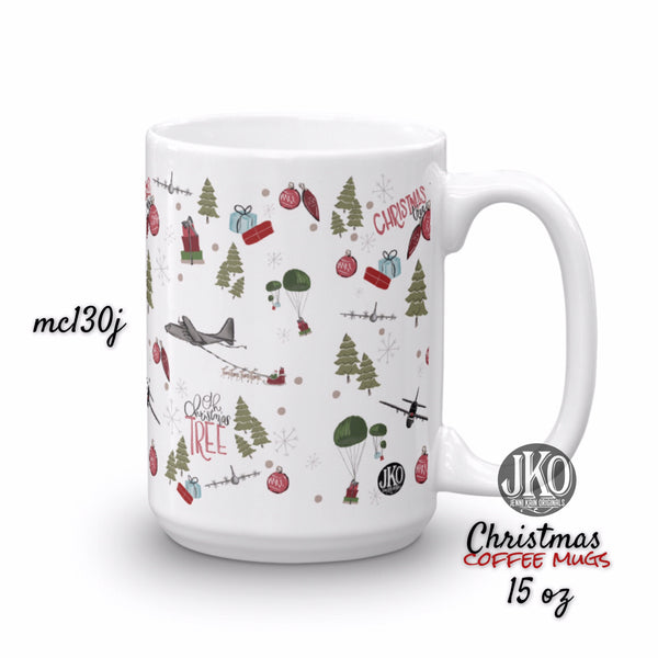 2018 Christmas coffee mug. Mc130j