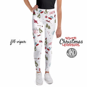 2018 Christmas Leggings ( toddler and youth)-F16