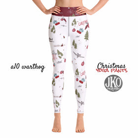 2018 Christmas Yoga Pants- A10