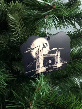 67th SOS ornament