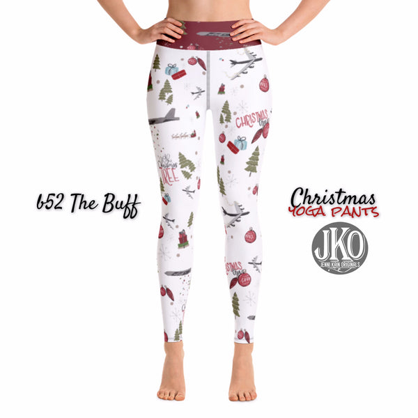 2018 Christmas Yoga Pants- B52