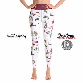 2018 Christmas Yoga Pants- CV22