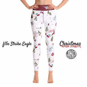 2018 Christmas Yoga Pants- F15e