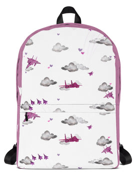 F15c Backpack Pink