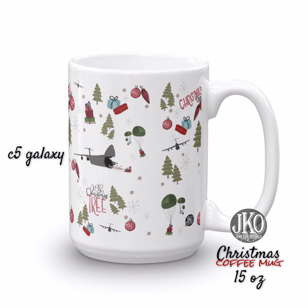 2018 Christmas coffee mug. C5