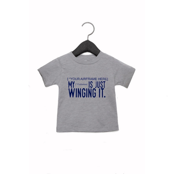 Just Winging It. - children's size