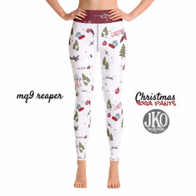 2018 Christmas Yoga Pants- MQ9