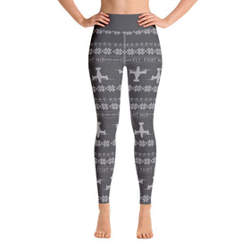 CV-22 Cross Stitch Yoga Pant -2019 Design [ 3 colors Avail]