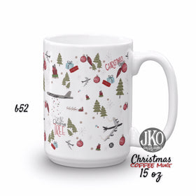 2018 Christmas coffee mug. B52