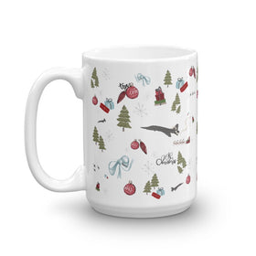 2018 Christmas coffee mug. T38