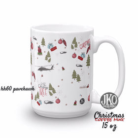 2018 Christmas coffee mug. HH60