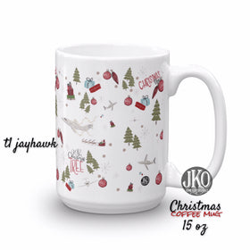 2018 Christmas coffee mug. T1