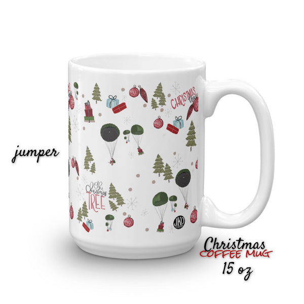 2018 Christmas coffee mug. Jumper