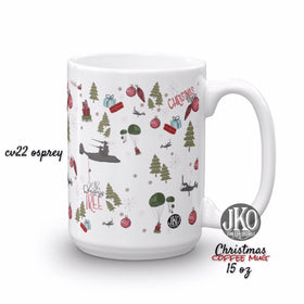 2018 Christmas coffee mug. Cv22