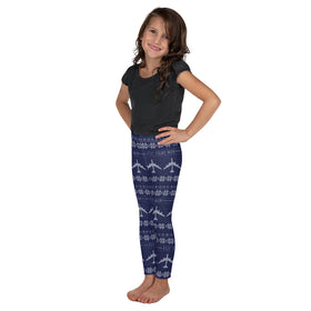 B-52 Cross Stitch Toddler & Youth  Leggings -2019 Design [3 colors avail]
