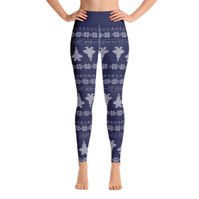 F-35 Cross Stitch Yoga Pant -2019 Design [ 3 colors Avail]