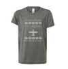 C-130 Cross Stitch Tshirt  -2019 Design [3 Colors Avail.]