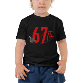 67th w/Jet Toddler Tee