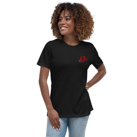 67th Cocks Rule Women's Relaxed T-Shirt