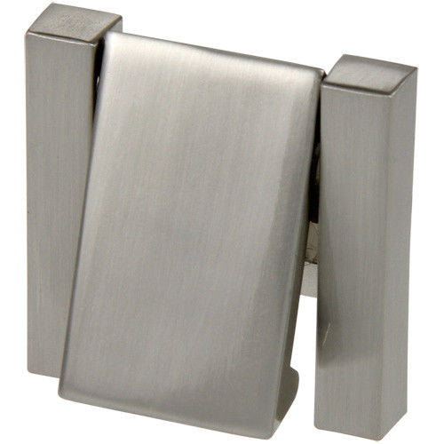 "Silverline B2009 Flush Latch Bail Pull CC: 1-1/4"" Proj: 5/16"" Cabinet Hardware - amerfithardware"