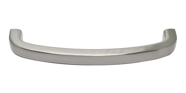 "Silverline P2509 Cabinet Hardware Bow Arch Pull Handle Modern CC: 96mm ~3-13/16"" - amerfithardware"